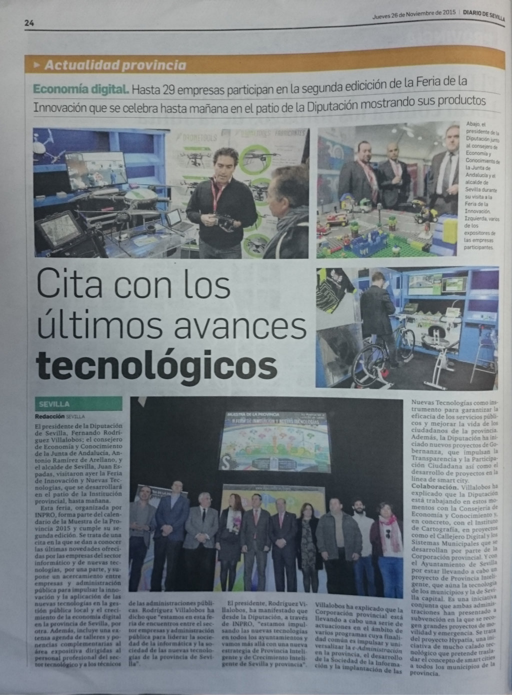 FINT Diario de Sevilla