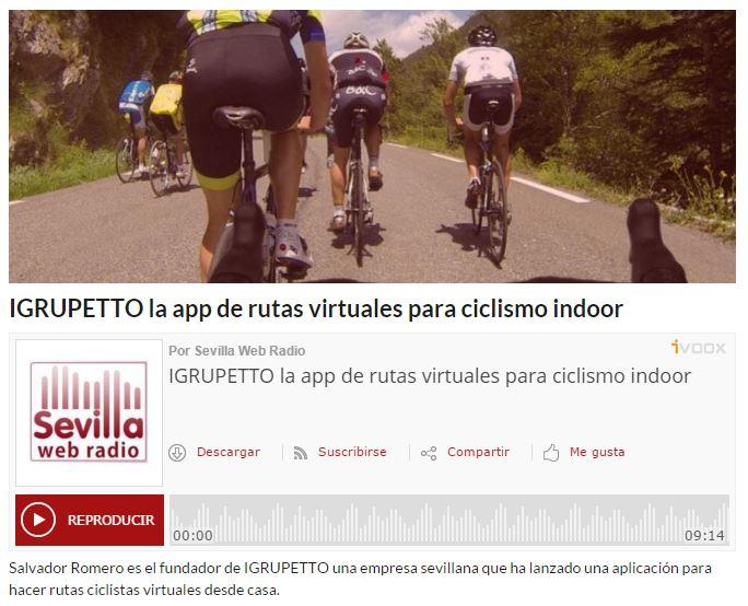 FINT Sevilla Web Radio