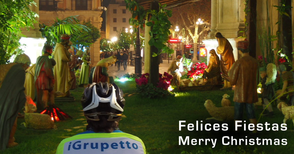 iGrupetto en Navidad